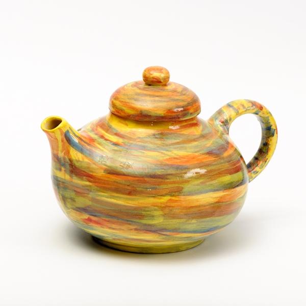 Dzbanek do herbaty – kolorowy
